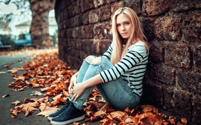 Picture look, jeans, the beauty, Eva, Lods Franck