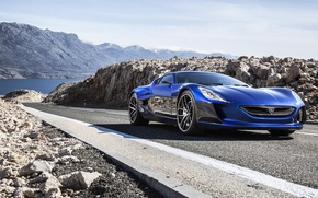 Picture Concept One, Rimac, electric car, RIMAC