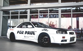 Picture Nissan, GT-R, Skyline, FOR, PAUL