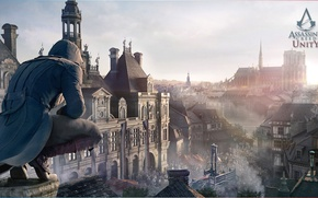 Wallpaper Arno, Arno, paris, Assassin's Creed: Unity