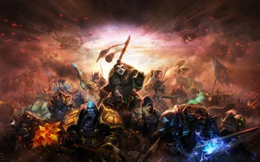 Picture weapons, Mists of Pandaria, characters, art, Liang xing, World of Warcraft