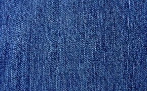 Picture blue, jean, pattern fabric