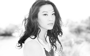 Picture beautiful, asian, actress, Arden Cho