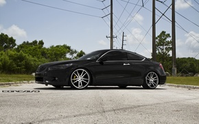 Picture trees, Honda, Accord, Coupe, Wheels, Concave, CW-S5