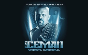 Wallpaper fighter, fighter, legend, mma, ufc, mixed martial arts, championship belt, the iceman, Chuck Liddell
