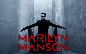 Picture Rock, Music, Marilyn Manson, Antichrist