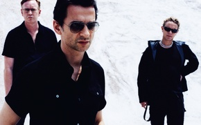 Picture Legend, Depeche Mode, Martin Gore, Dave Gahan, Playing The Angel, Andy Fletcher