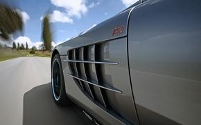 Wallpaper SLR, Mercedes, 722