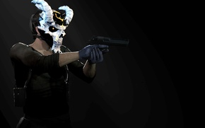 Picture Gun, Mask, Overkill Software, PAYDAY 2