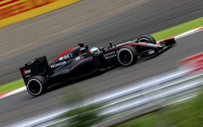 Picture McLaren, Honda, Formula 1, Fernando Alonso