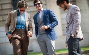 Picture fashion week, spring-2014, Milan, street style