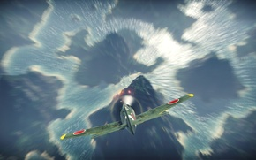 Picture Islands, Germany, Japan, Frank, Nakajima, Focke-Wulf, War Thunder, Ki-84, 190, Hayate