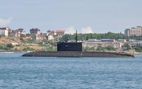 Picture Submarine, Russia, project, 636