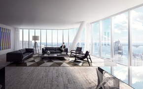 Picture luxury, apartments, living spaсe