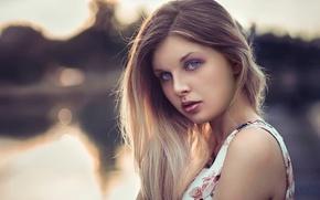 Picture makeup, sponge, the beauty, Lods Franck, Angy