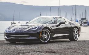 Picture Corvette, Chevrolet, stingray