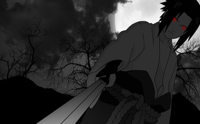 Picture naruto, sasuke, sharingan, itachi, saske