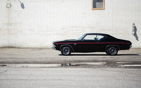 Picture Chevrolet Chevelle, muscle car, 1969, L78, Hardtop Coupe
