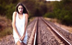 Picture girl, fright, one, Mathilde, Studio Hors-champ