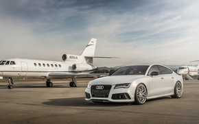 Picture Audi, Series, Airport, RS7, M.V2, ADV7