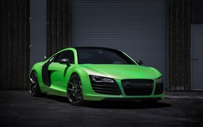Picture Audi, Green, Tunercult, r8