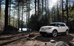 Picture Ford, 2011, explorer