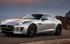 Picture jaguar, coupe, f-type