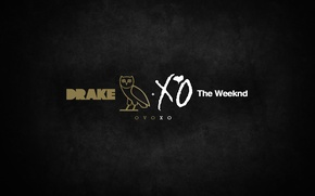 Picture Drake, OVO, Octobers Very Own, OVOXO, The Weeknd
