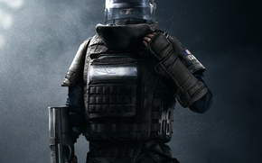 Picture Ubisoft, Game, Tom Clancy's Rainbow Six: Siege, GIGN Rook