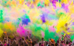 Wallpaper utah, festival of colors, salem