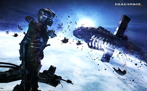 Wallpaper Space, Game, 2013, Space Crable, Dead Space 3
