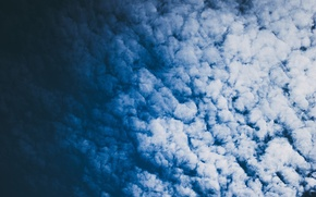 Picture the sky, clouds, clouds