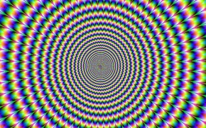 Picture colors, circles, Mind teaser
