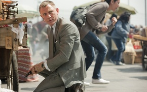 Picture James Bond, 007, Skyfall