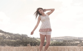 Picture girl, model, women