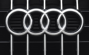Picture Audi, sign, grille, emblem