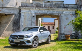 Picture Mercedes-Benz, Mercedes, Coupe, crossover, GLC-Class, C253