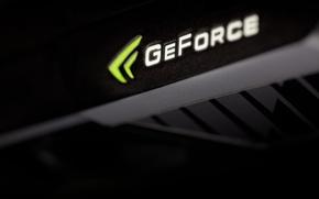 Picture GTX, Nvidia, GeForce, video card