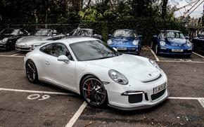Picture Auto, 911, Porsche, Sports car, GT 3