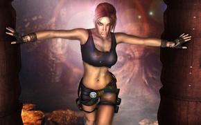 Picture Tomb Raider, art, Lara Croft, fan