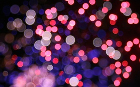 Picture mood, different, bokeh