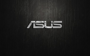 Picture silver, logo, asus