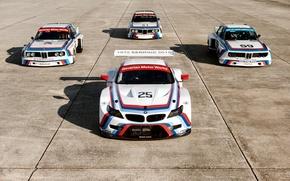 Picture BMW, Shadow, Race, 1975, 2015, Sebring, BMW Z4 GTLM, BMW 3.0 CSL