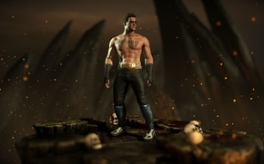 Picture Johnny Cage, Mortal Kombat X, Mortal Kombat 10, Johnny Cage