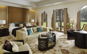 Picture design, style, room, interior, terrace, premiere room with terrace