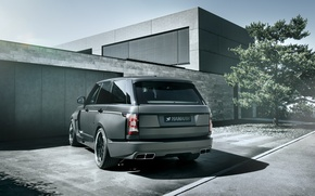 Picture Range Rover, Hamann, Mystere