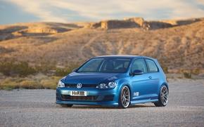 Picture Volkswagen, Golf, 2015, H&R
