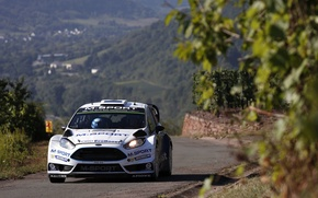 Picture Ford, Germany, WRC, Rally, Fiesta, There Miss