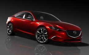 Picture the concept, 2012, Mazda TAKERI