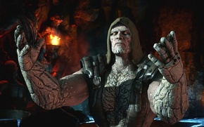 Picture Tremor, Mortal Kombat X, Tremor, Mortal Kombat X